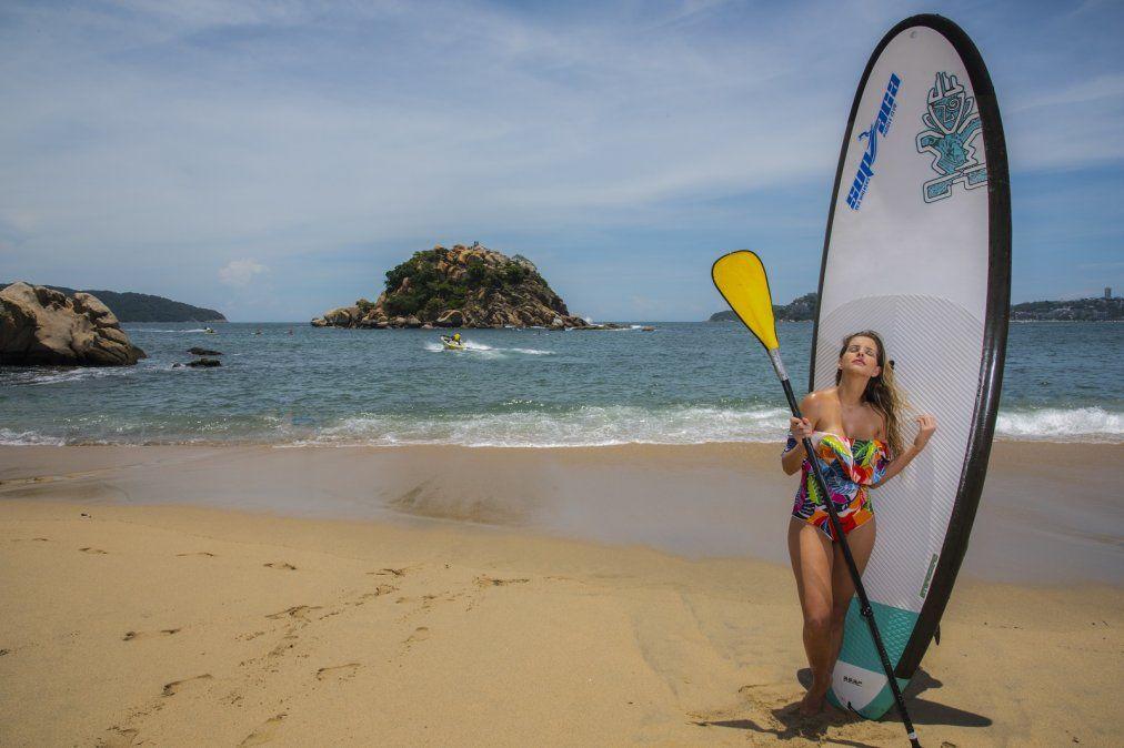 Acapulco recibe a los viajeros con una infraestructura adaptada a estos nuevos tiempos.