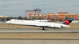 Delta Air Lines aprovechó la coyuntura y desprogramó todos sus Mad Dog (McDonnell-Douglas).