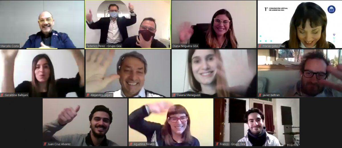El director Grupo GEA Latinoamérica destacó la cultura de trabajo del equipo de Grupo GEA y su espíritu colaborativo.