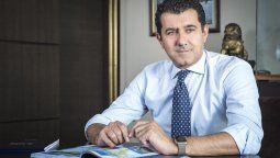 Gianni Onorato, CEO de MSC Cruceros.