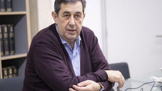Javier Díaz, presidente de Trapsatur.