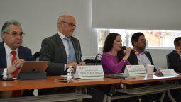 Mesas de trabajo sobre la regulación de plataformas digitales de hospedaje.