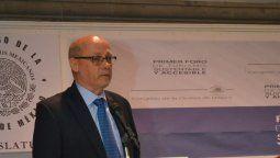 Carlos Mackinlay, secretario de Turismo de Ciudad de México.