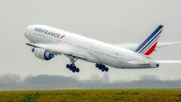 Boeing B-777 de Air France.