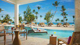 Habitación del Hotel Secrets Cap Cana Resort & Spa.