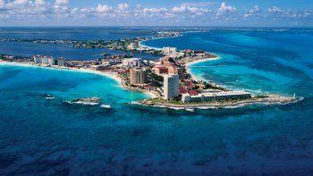El Caribe mexicano espera recibir turistas desde el 8 de junio