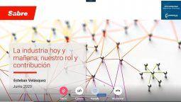 Sabre dio un webinar dirigido a agentes de viajes en colaboración con Consolid México.