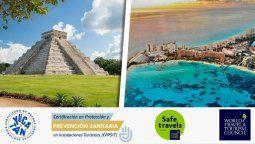 Quintana Roo y Yucatán acordaron reforzar la certificación sanitaria en ambos estados.