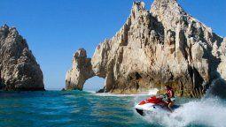 se reactivo la actividad turistica en baja california sur