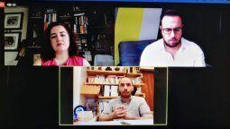 Los participantes hablaron de desarrollo de producto en Charlando con ExpoMayoristas.