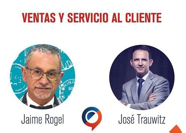 Jaime Rogel y José Trauwitz.