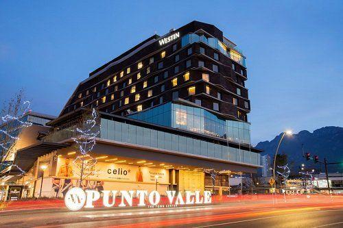 Hotel The Westin Monterrey Valle.