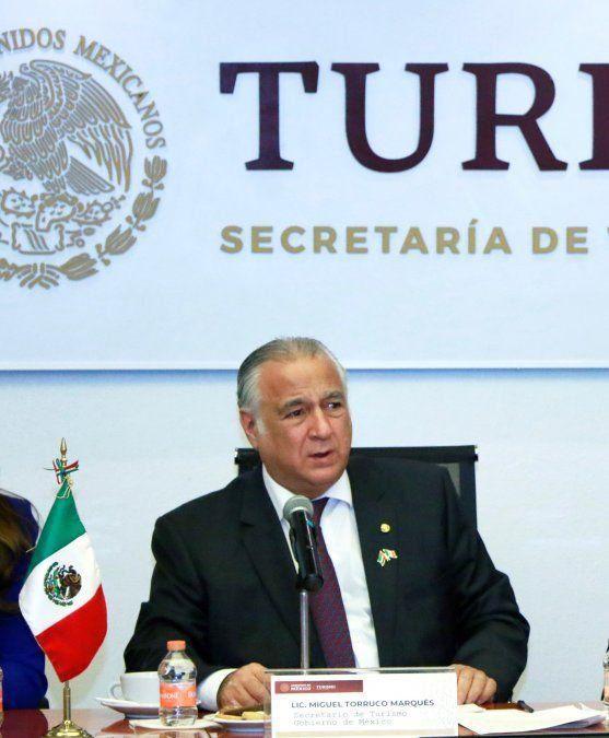 Miguel Torruco envió una carta al presidente del CNET