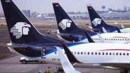 Apoyo de aeropuertos del Pacífico a Aeroméxico.
