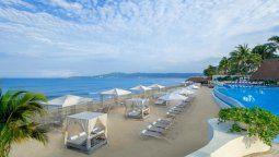 Gran Velas Riviera Nayarit.