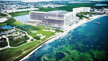 AMRESORTS. Inauguración del Dreams Vista Cancun Golf & Spa Resort