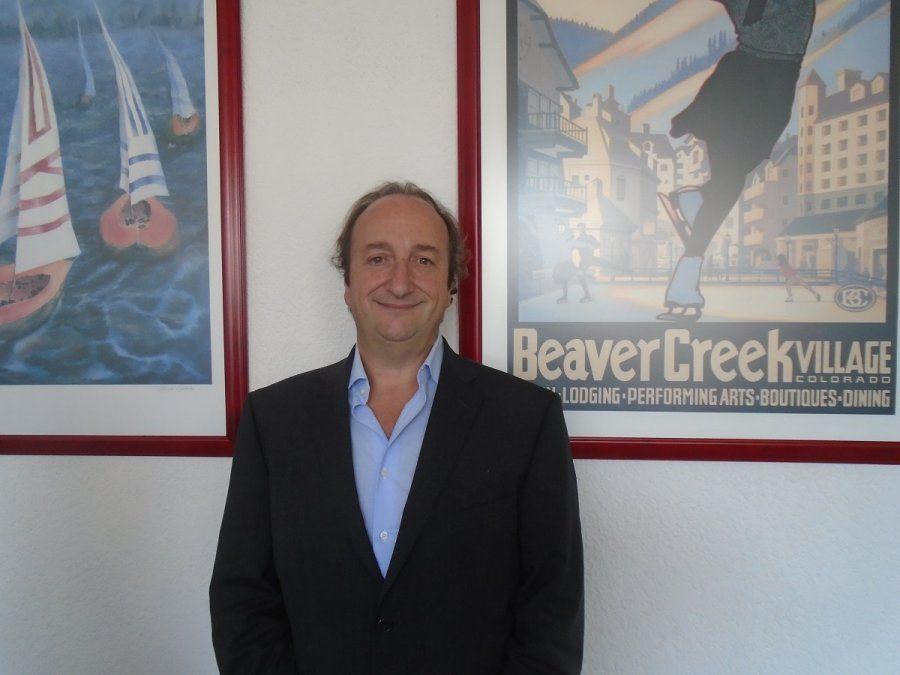 Francisco Román, director general de Euromundo.