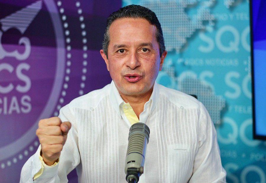 Carlos Joaquín.