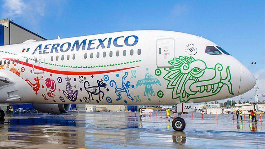 Crece actividad aérea de Baja California con Estados Unidos