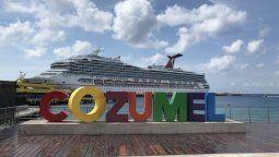 cozumel: turismo de cruceros vuelve en octubre
