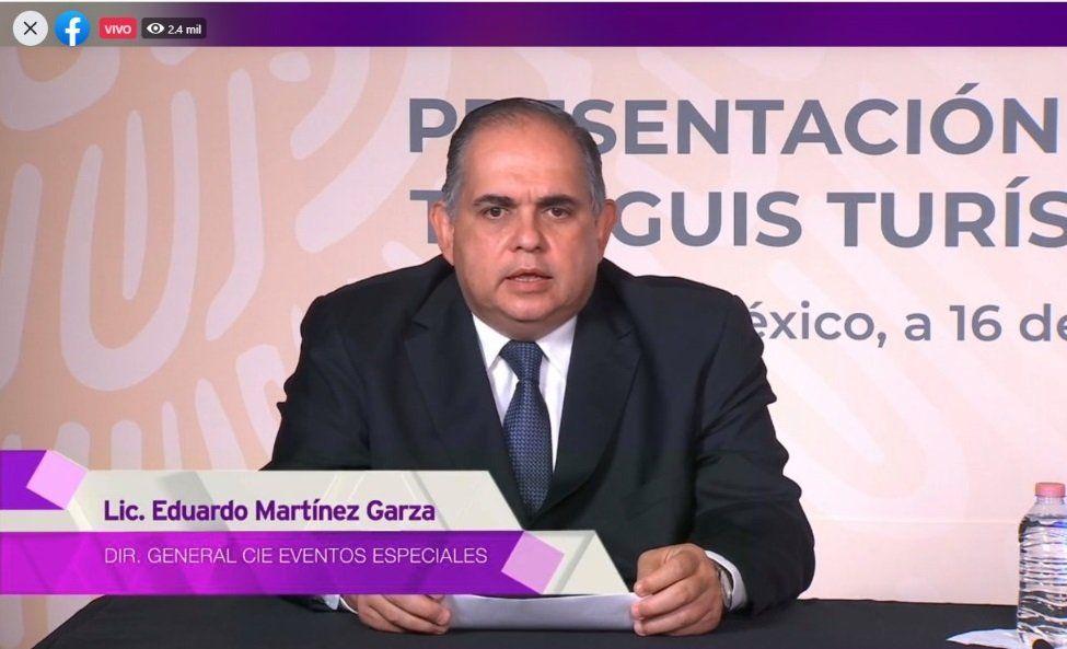 Eduardo Martínez, director general de CIE Comercial.