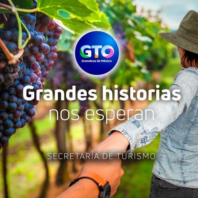 Guanajuato lanza campaña Grandes historias nos esperan