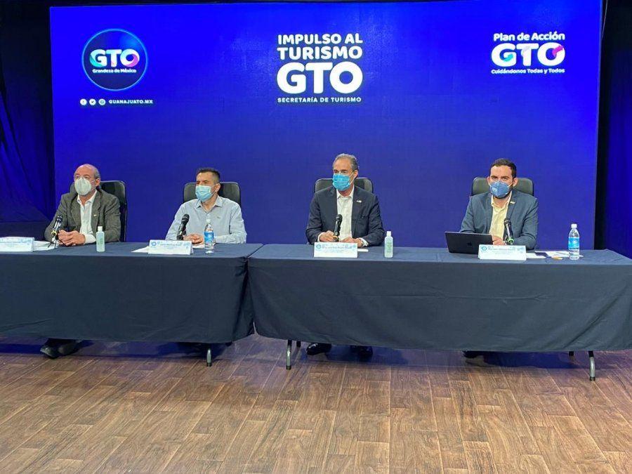 Guanajuato aprueba paquete económico en beneficio del sector turístico