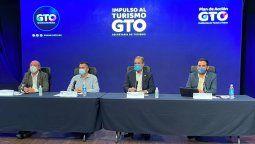 guanajuato aprueba paquete economico en beneficio del sector turistico