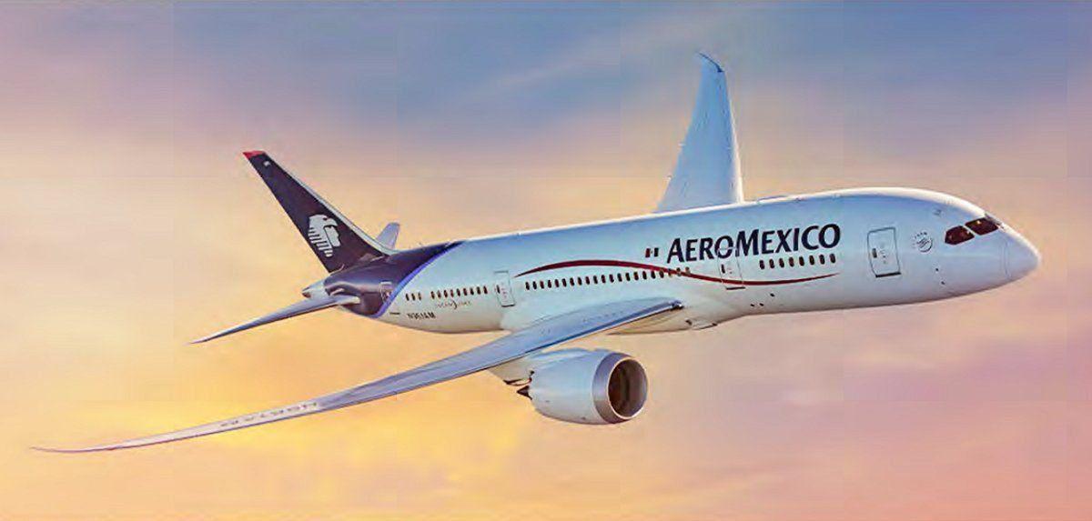 Aeroméxico lanzó la nueva ruta Monterrey-Tijuana.