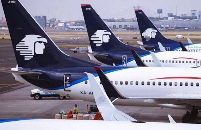 Aeroméxico devolverá 19 aviones a sus arrendatarios.