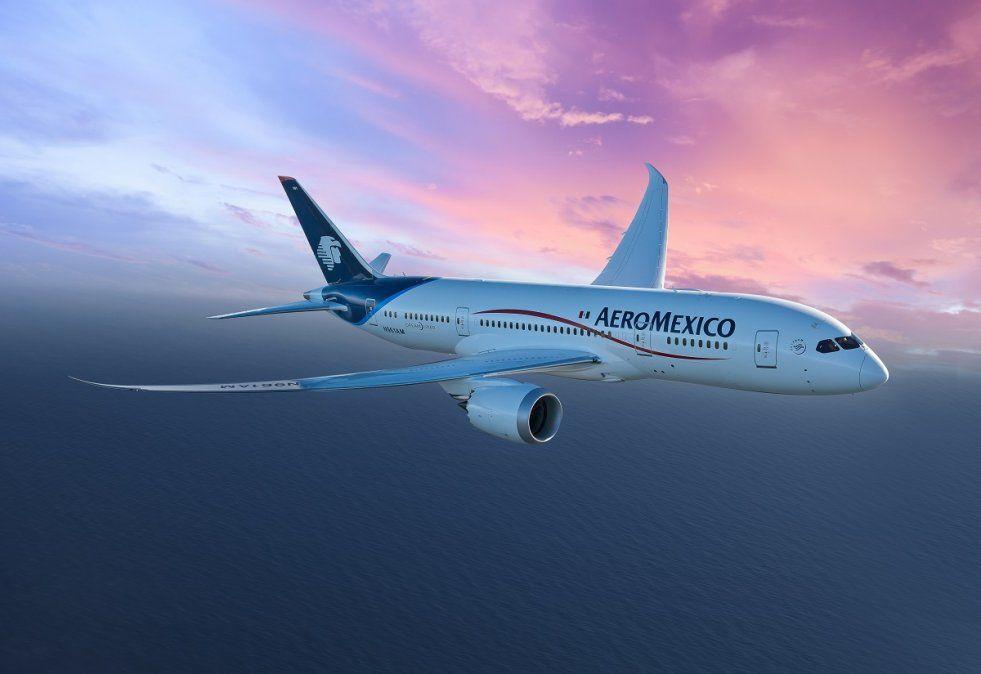 Aeroméxico devuelve 19 aviones de forma anticipada