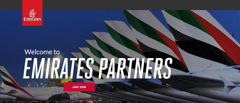 La aerolínea lanzó Emirates Partners Portal.