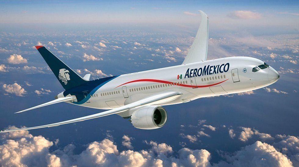 Aeroméxico incrementará sus operaciones en agosto.