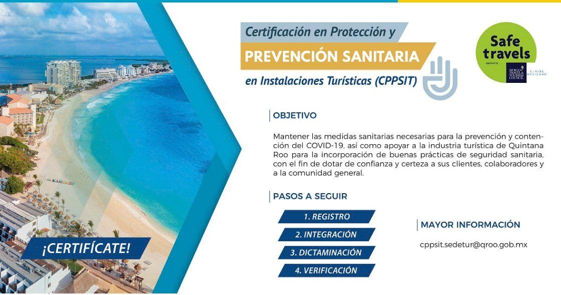 Implementaran la Cppsit en taxis de Quintana Roo.