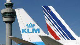 air france-klm. acuerdo con laboratorios nacionales