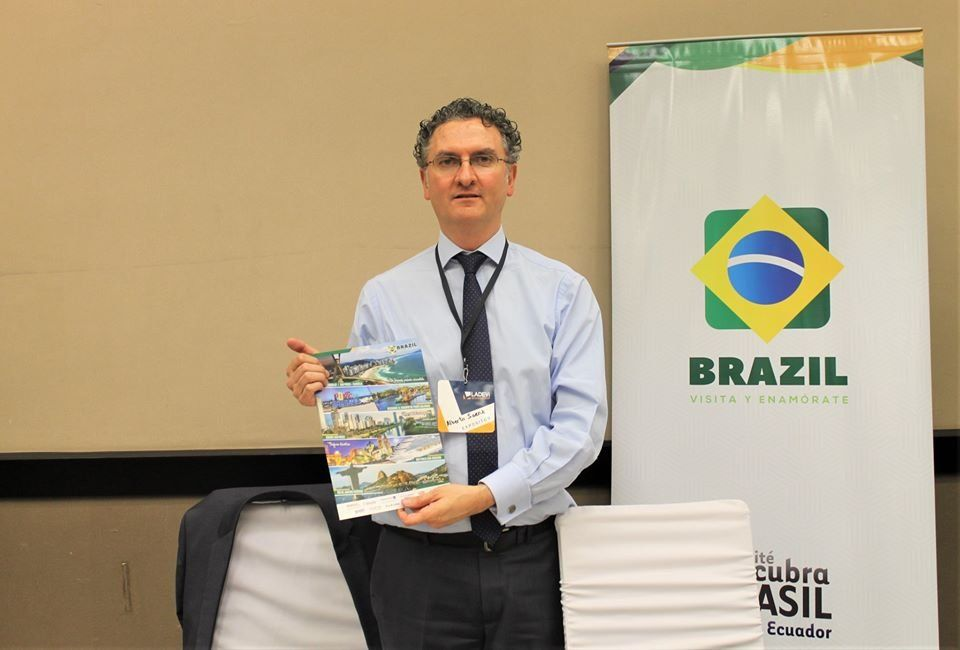 Embajada de Brasil.