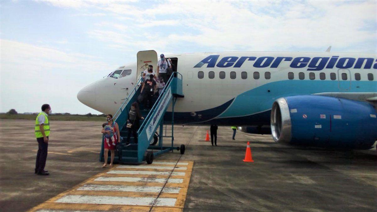 Aeroregional operará la ruta Loja-Esmeraldas.