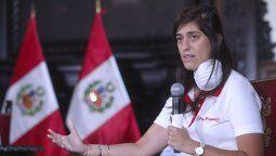 María Antonieta Alva, ministra de Economía, anunció el reglamento.