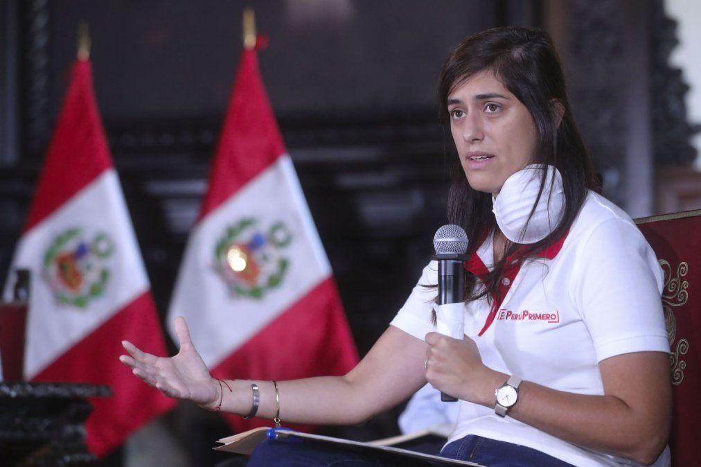 Ministra Alva anunció modificaciones al plan Reactiva Perú