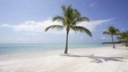 Playa Blanca, ubicado en Punta Cana, es una postal popular de todos los viajes a República Dominicana.