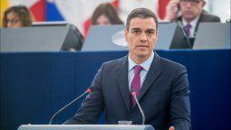 Presidente Pedro Sánchez anunció la reapertura de España al turismo internacional.