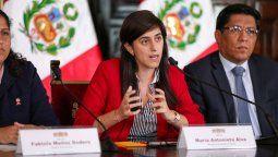 El despacho de Maria Antonieta Alva, ministra de Economía, anunció cambios al programa Reactiva Perú.
