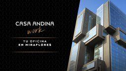 Casa Andina Work es el nuevo producto de la cadena que consiste en alquiler flexible de oficinas.