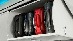 OACI recomendó reducir el equipaje de mano.