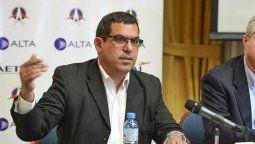Carlos Gutiérrez, gerente general de Aetai.