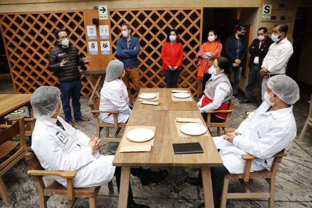 Los restaurantes forman parte de la fase 3 de reactivación de la economía.