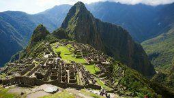 Machu Picchu solo podrá recibir 2.244 visitantes al día.
