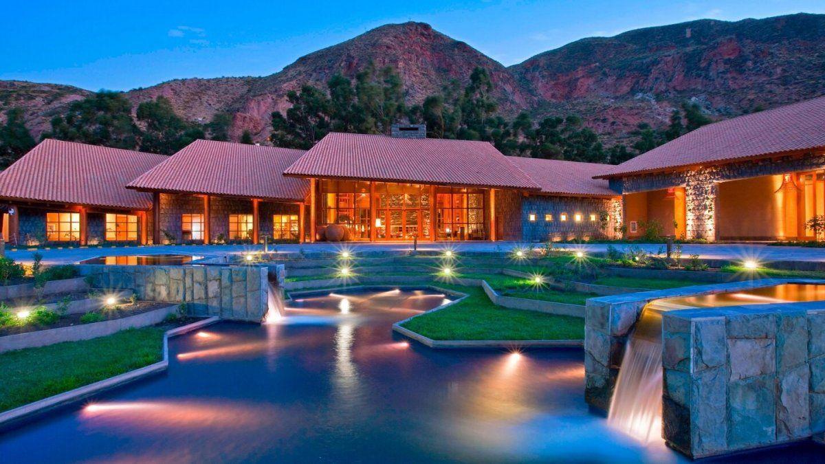 Tres hoteles peruanos se encuentran entre los mejores hoteles del mundo.