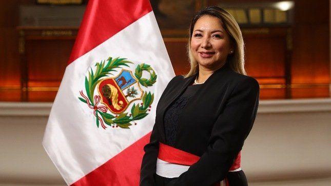 Rocío Barrios es la flamante titular del Ministerio de Comercio Exterior y Turismo.