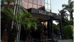 El Meliá Lima opera hace 20 años en la capital.
